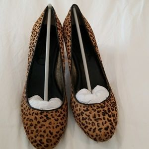 Banana Republic Leopard Shoes